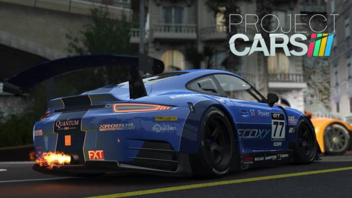 Project CARS - wymagania sprzętowe