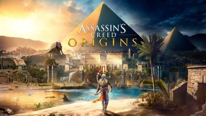 Assassin's Creed Origins - wymagania sprzętowe