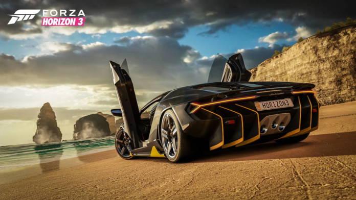 Forza Horizon 3 - wymagania sprzętowe