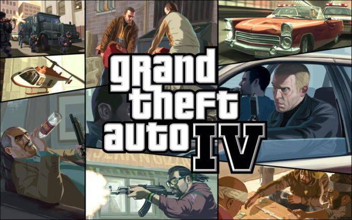 Kody do GTA IV